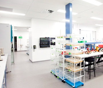 Bio-Tech Research Facilities